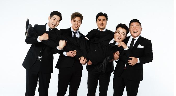 '오쾌남 '다섯 남자의 역사 여행…국내 최초 '사(史)방'