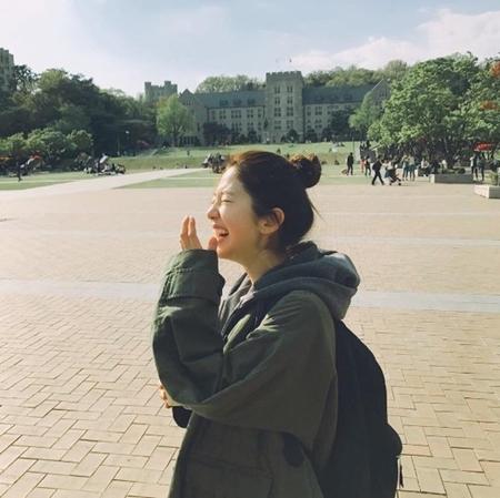 """박혜수, """"귀여운 후배 같아""""…대학생활 공개"""