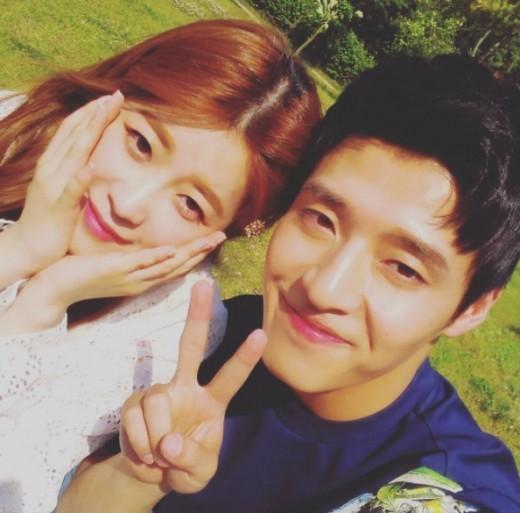 김승혜X강하늘 선남선녀
