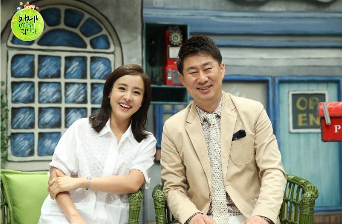 박은혜, 정우성에게 북한음식 전파한 사연 공개