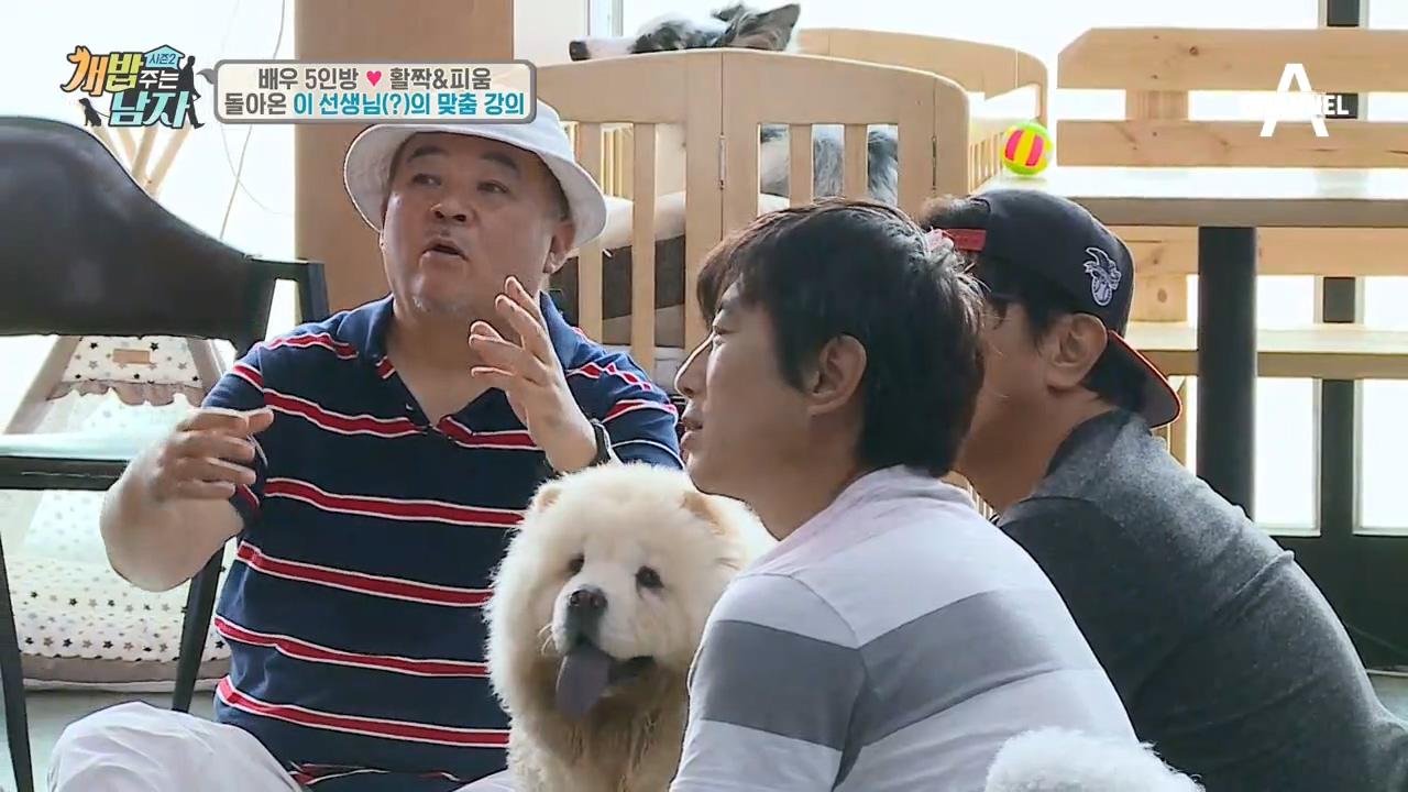 (집중) 돌아온 이 선생님의 맞춤 강의! 강아지 약 쉽게 먹이기 꿀팁 전수★ 이미지