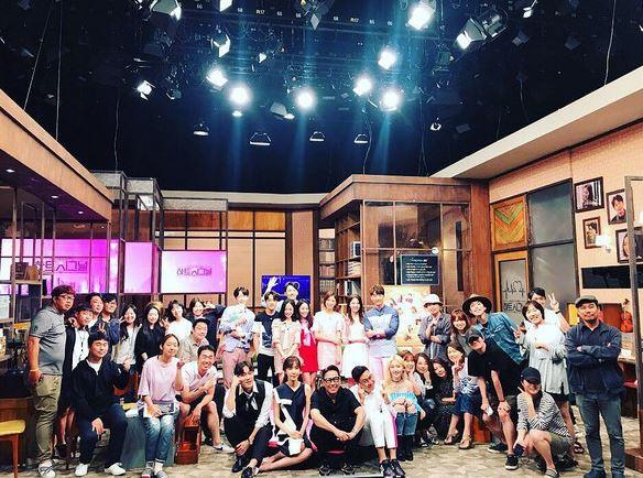 """윤종신 '하트시그널' 마지막 현장 사진 공개…""""드라마틱한 결말"""""""