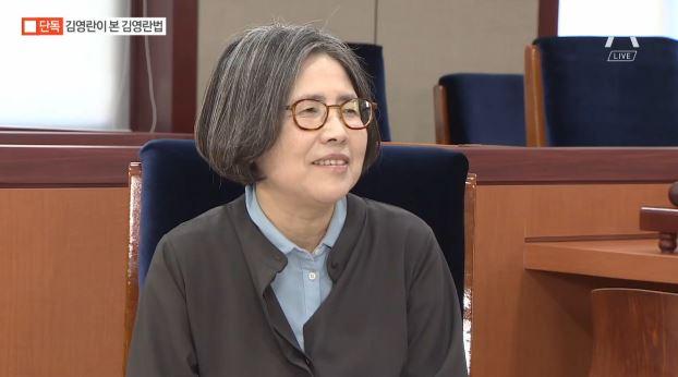 [채널A단독인터뷰]김영란이 본 '김영란법'…시행 1년, 감회는?
