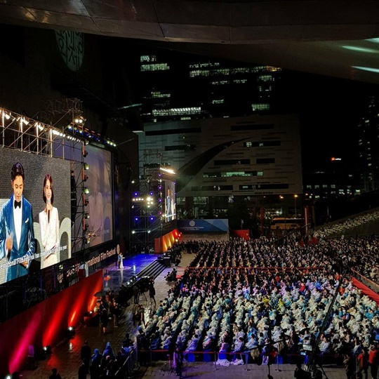 '제22회 BIFF', 총 관객수 19만명 돌파…전년 대비 17% 증가