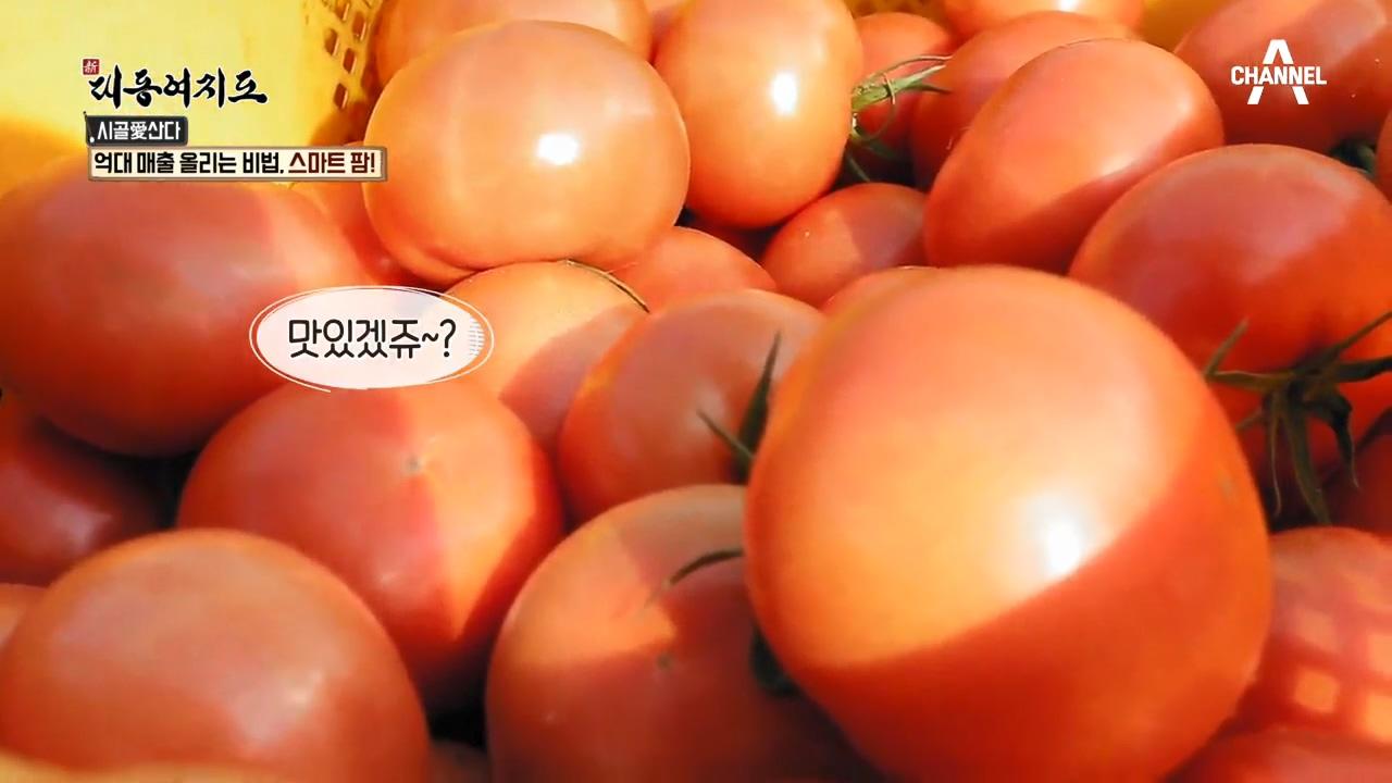 (깜놀) 농장이 살아있다!? 4000평의 농장이 손안에! '토마토 스마트 팜' 이미지