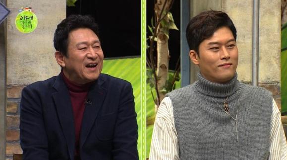 """김응수 """"나는 방탄소년단 팬"""""""