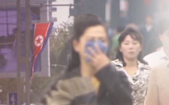 현송월, 마스크 쓴 시민 관심…北 미세먼지 심각