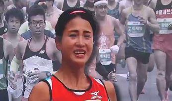 '여자 마라톤' 21년 만의 한국 신기록 달성 이미지