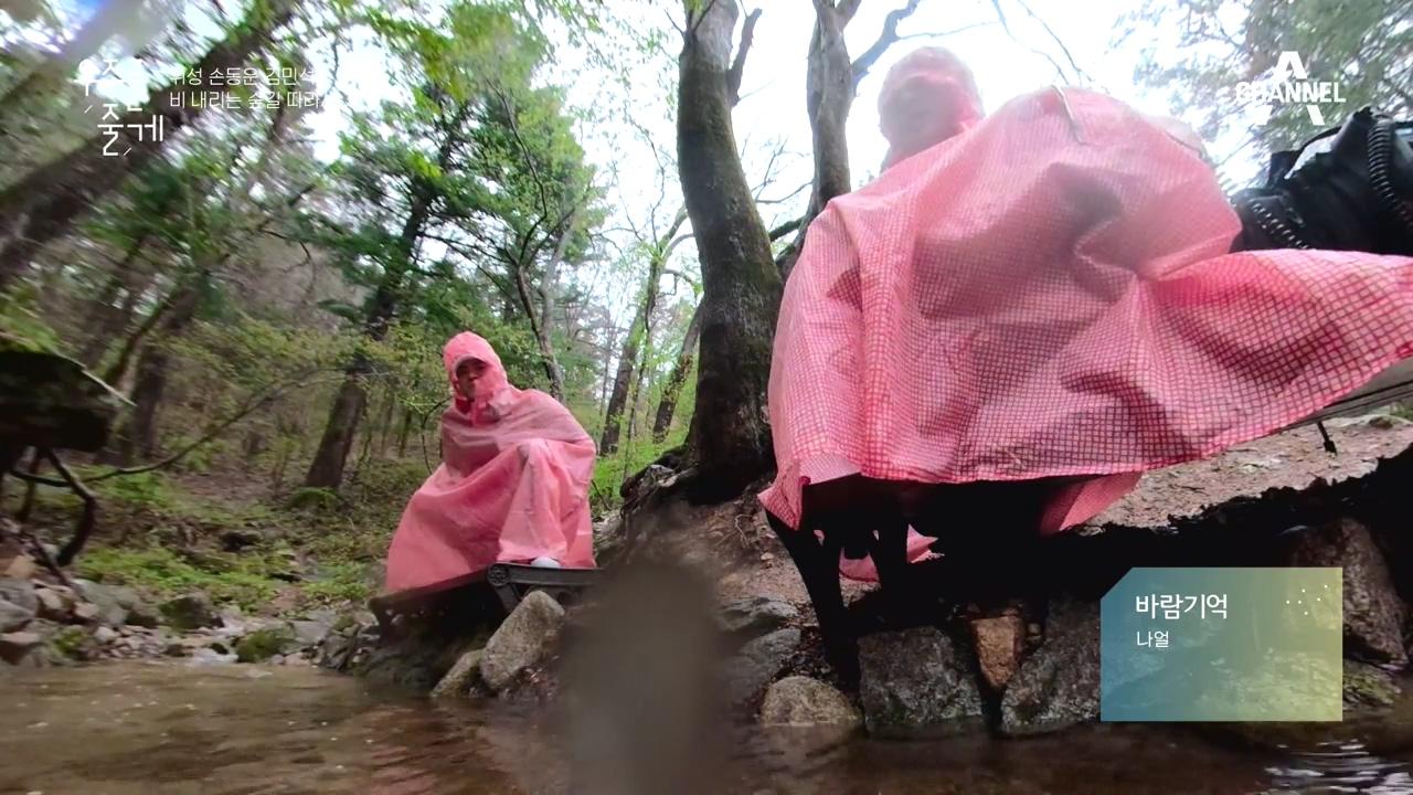 바람기억 - 김민석의 전나무숲 무반주 라이브! (원곡 : 나얼) 이미지