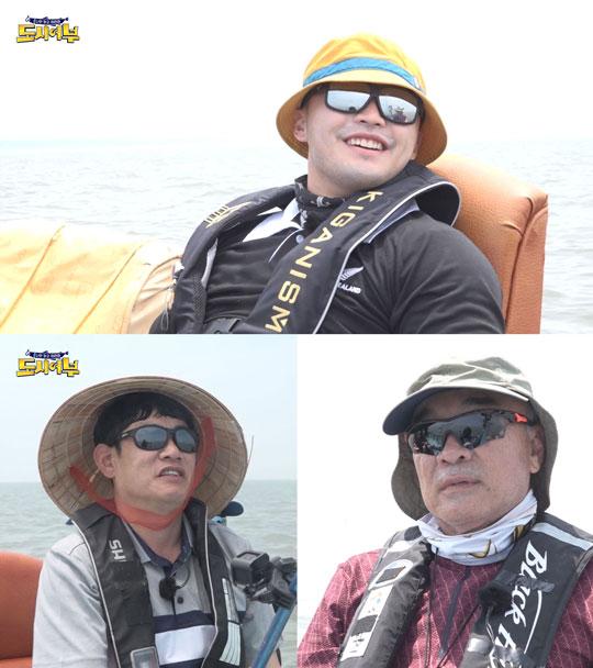 """'도시어부' 이경규 """"왕포는 사람 잡는 곳"""""""