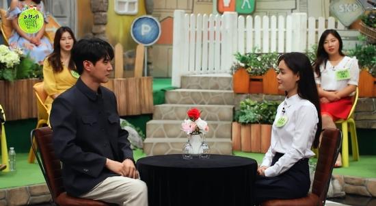 데니안, 가상 소개팅 연기로 '허당 매력' 발산
