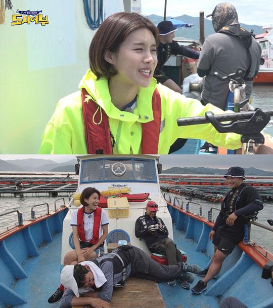 채널A '도시어부' 이경규X장도연, 28년차 개그 선후배의 환상 케미