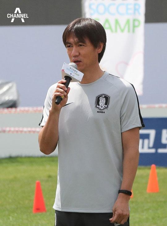 채널A <뉴스A LIVE> 홍명보 대한축구협회 전무이사 출연