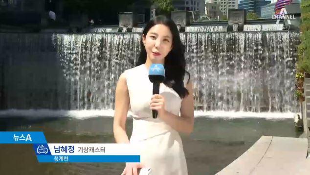 [날씨]폭염·열대야 주춤…한낮 기온 서울 34도
