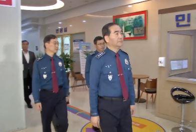 """이주민 청장 """"강서 PC방 살인사건 엄정수사"""""""