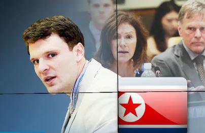웜비어 가족, 북한에 1조 원대 배상 청구