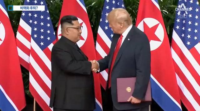 """美 """"핵·미사일 동결""""…협상안 후퇴하나 이미지"""