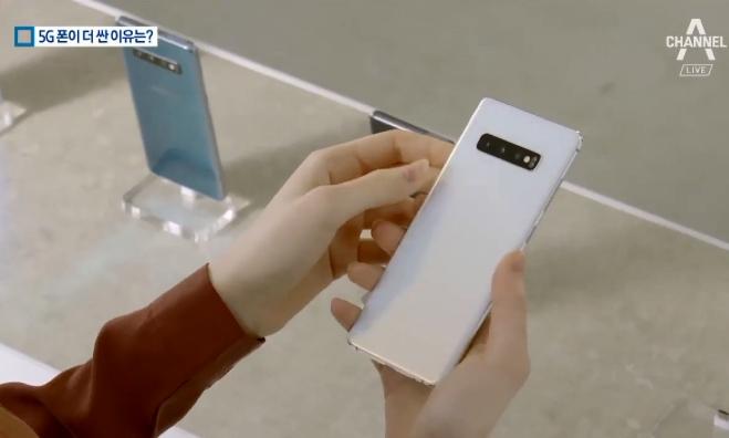 """삼성 5G폰, 보조금 덕에 판매량 100만…""""이젠 품질 높여야"""""""