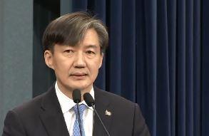[단독]조국, 입각 검증 마쳐…7월 개각서 법무장관 검토