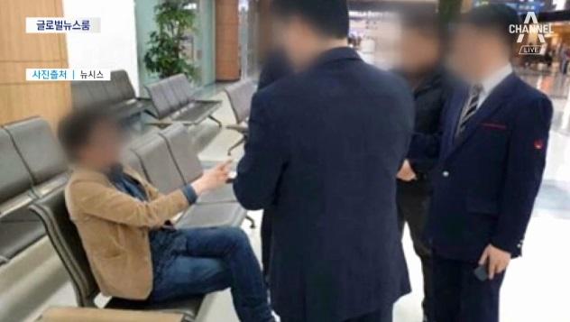 """[글로벌뉴스룸]""""김포공항 난동"""" 日 공무원…정직 1개월"""