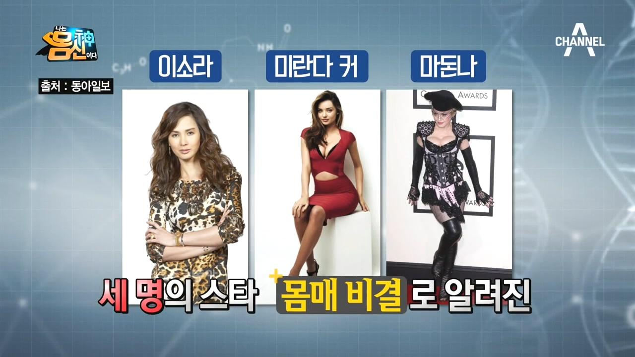 세계적인 톱 모델들의 몸매 비결! 열대 아시아의 보물 OO은?! 이미지