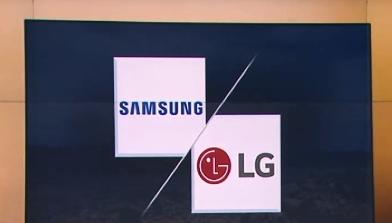 'TV 전쟁' 삼성-LG 또 신경전…5G 기술력 치고 나가는 中