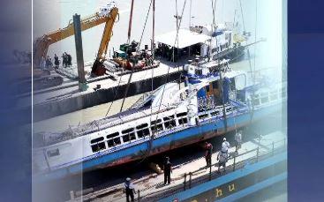 """헝가리 유람선 침몰 조사 결과 발표…""""단순 과실"""" 결론"""