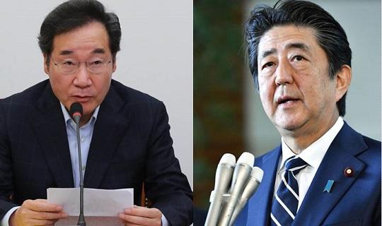 일본언론, 이낙연-아베 회담 24일로 조율 중