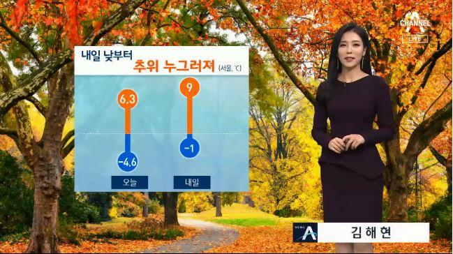 [날씨]내일 미세먼지 '좋음'…낮부터 추위 누그러져