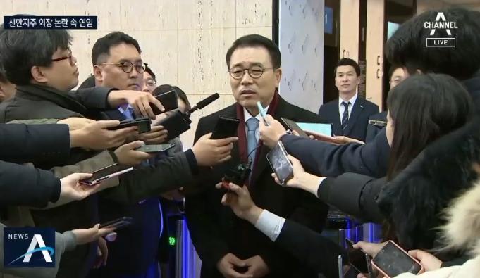 """신한지주, 조용병 회장 연임 결정…""""충분히 고려"""""""