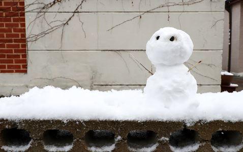 [날씨]전국 곳곳이 눈 세상…출근길 '영하권'