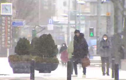 [날씨]내일 아침 영하 8도 '강추위'…빙판길 '주의'