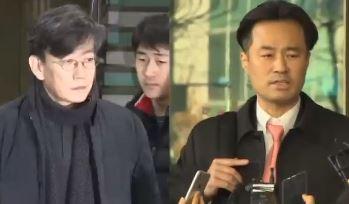 """""""배후에 삼성"""" 해명 논란 이미지"""