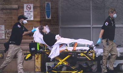 """""""9·11 테러 수준""""…뉴욕, 의료장비 부족 상황까지 악재"""