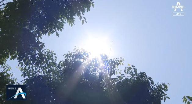 [날씨]영남 첫 폭염특보…내일 대구 35·강릉 32·서울 26도