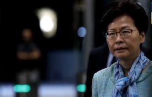 대북 제재하듯…홍콩 수뇌부 미국 자산 동결