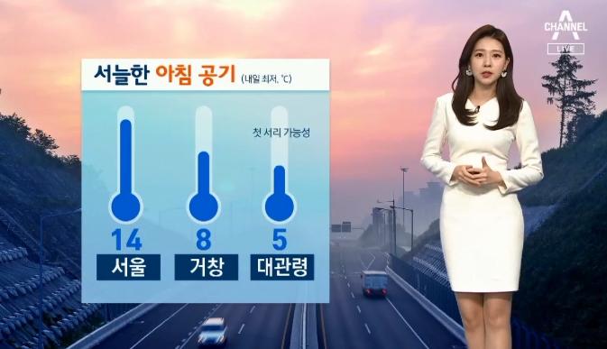 [날씨]맑고 큰 일교차 주의…아침기온 '뚝'