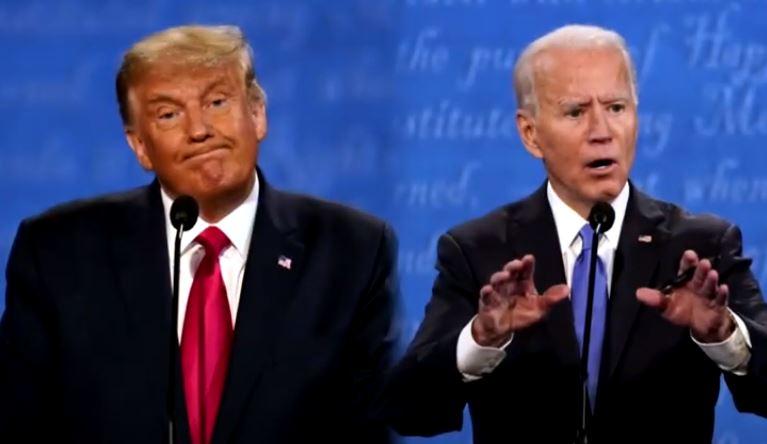 마지막 TV토론…트럼프 vs 바이든 '대북 정책' 공방