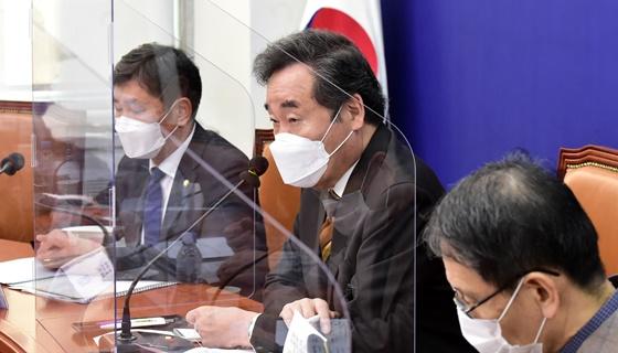 """이낙연 """"공천으로 심판받는 것이 도리"""""""