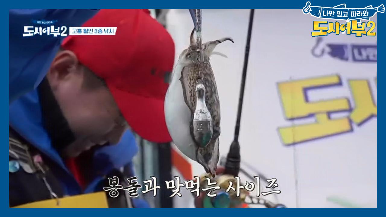 김프로의 쁘띠 갑오징어 열쇠고리, 쫙 펴도 0.5cm(?) 이미지