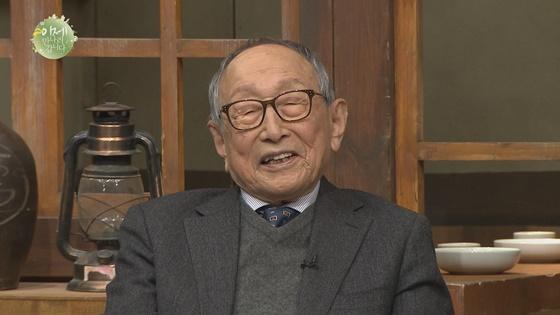 '이제 만나러 갑니다' 102세 철학자 김형석 교수 출연…윤동주 시인과의 인연 공개