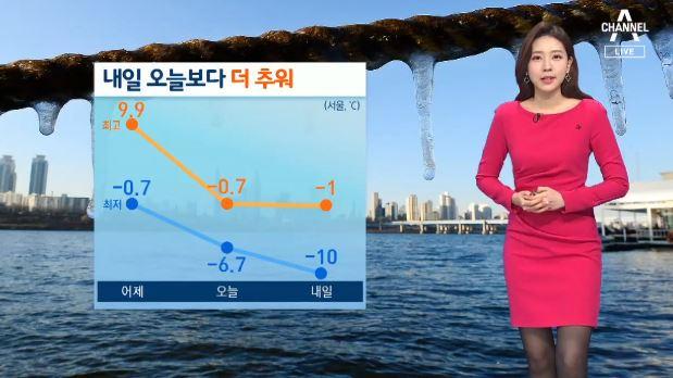 [날씨]내일 서울 아침 영하 10도…오후부터 전국 곳곳 눈