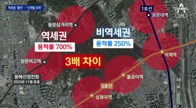 서울 전역 고밀 개발? 이미지