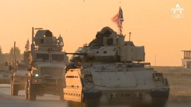시리아 공습…바이든 취임 후 첫 군사행동