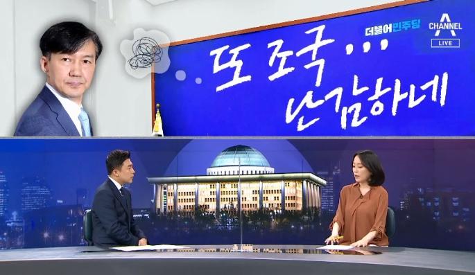 '또 조국' 난감한 민주당