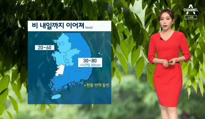 [날씨]내일까지 비…내일 더 서늘