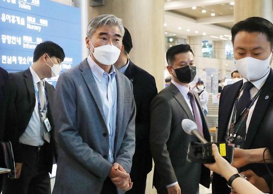성 김, 美대북대표 한국 도착…北美 대화 진척될까? 이미지