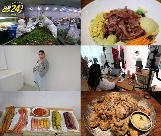 '관찰카메라 24' 밥 대신 샐러드…주식으로 떠오른 샐러드 전성시대