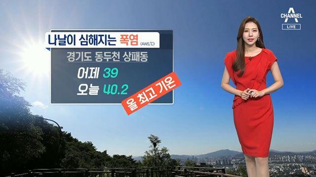 [날씨]내일도 이글이글 불볕더위…서울 36도까지 '쑥'