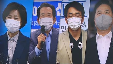 '17년 전 원조' 논쟁에 빠졌다…與 경선후보들 난타전
